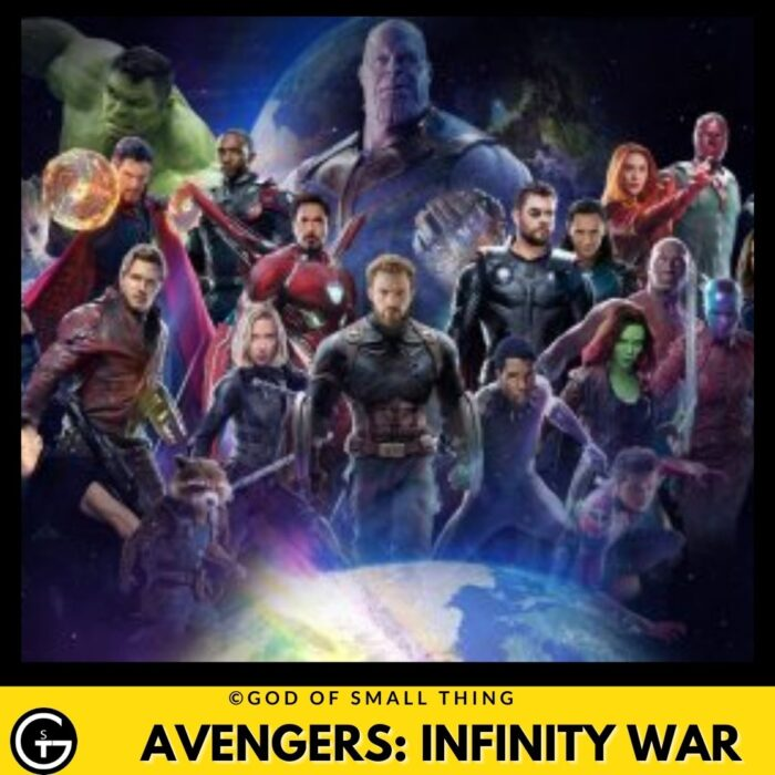 Avengers Infinity War (2018) Sci-fi movie