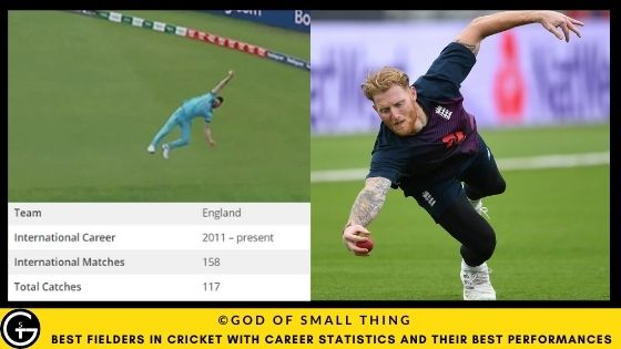 Best Fielders in Cricket: Ben Stokes