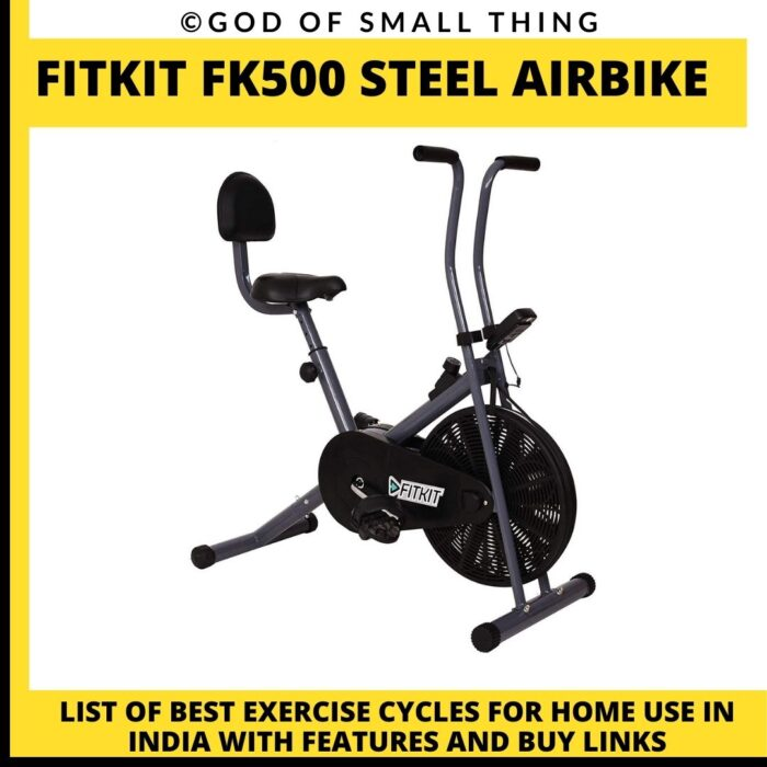 Best Exercise Cycle Fitkit FK500