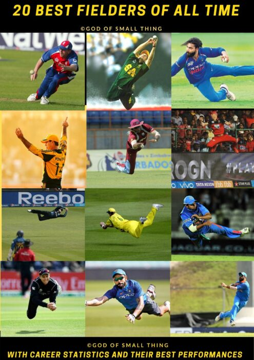 Best Fielders Cricket