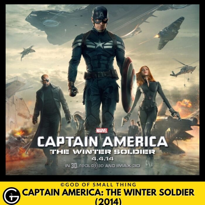 Captain America The Winter Soldier Sci-fi movie