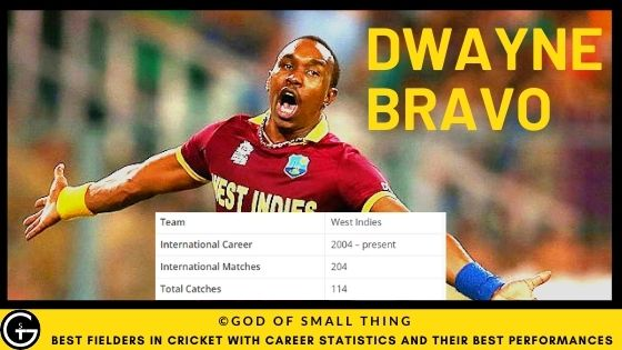 Best Fielders in Cricket: Dwayne Bravo