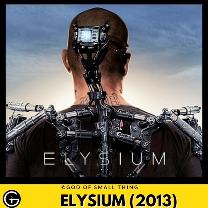 Elysium (2013) Sci-fi movie