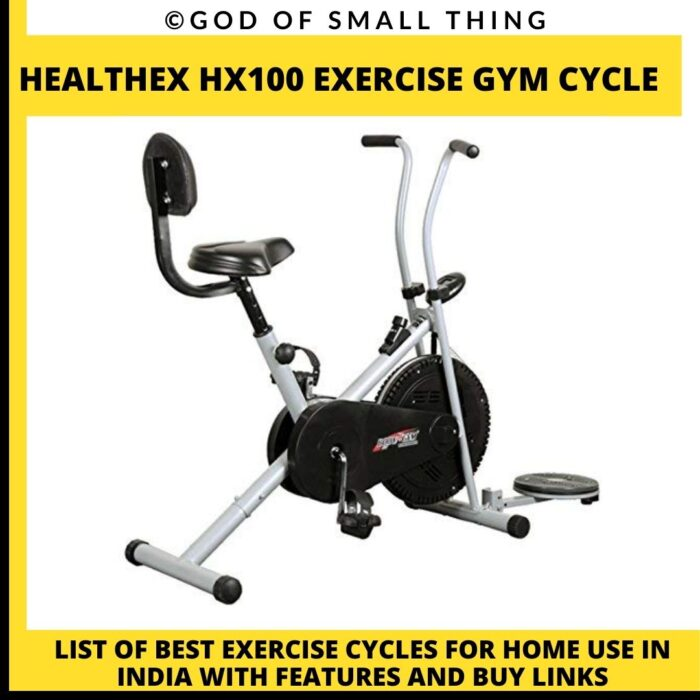 Healthex HX100 Exercise Gym Cycle