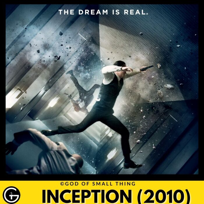 Inception Sci-fi movie