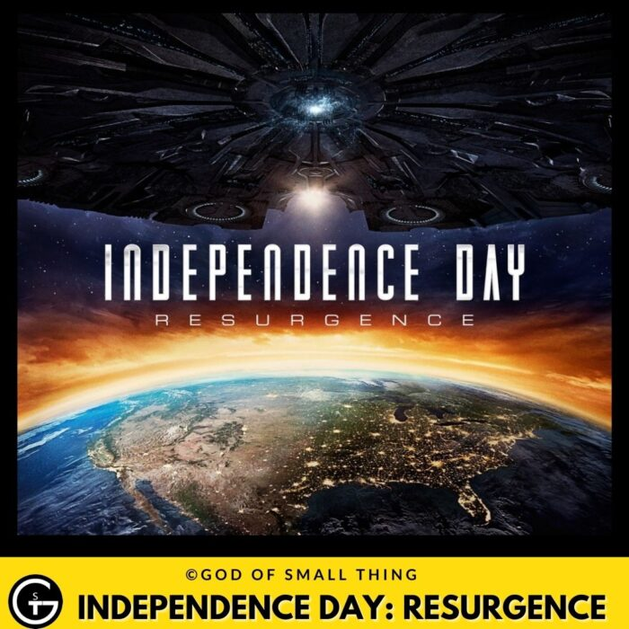 Independence Day Resurgence Sci-fi movie