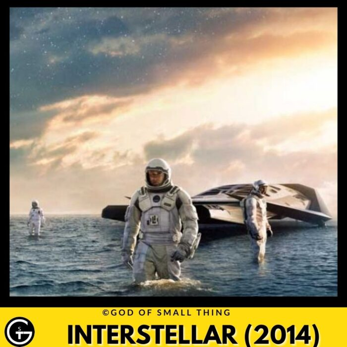 Interstellar Sci-fi movie