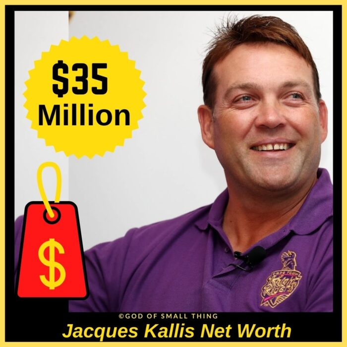 Richest cricketers in the world: Jacques Kallis