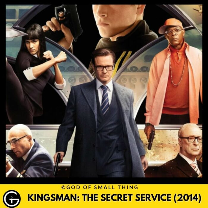 Kingsman The Secret Service Sci-fi movie