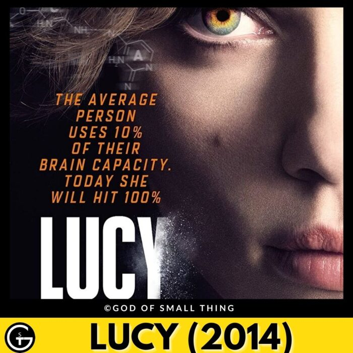 Lucy Science fiction movies