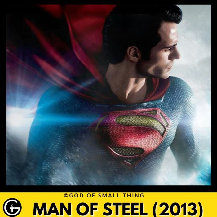 Man of Steel Science fiction movies