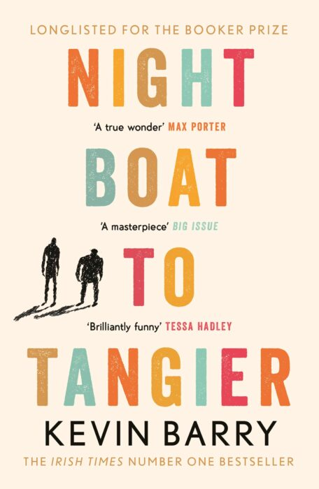 Night Boat to Tangier Fiction Book