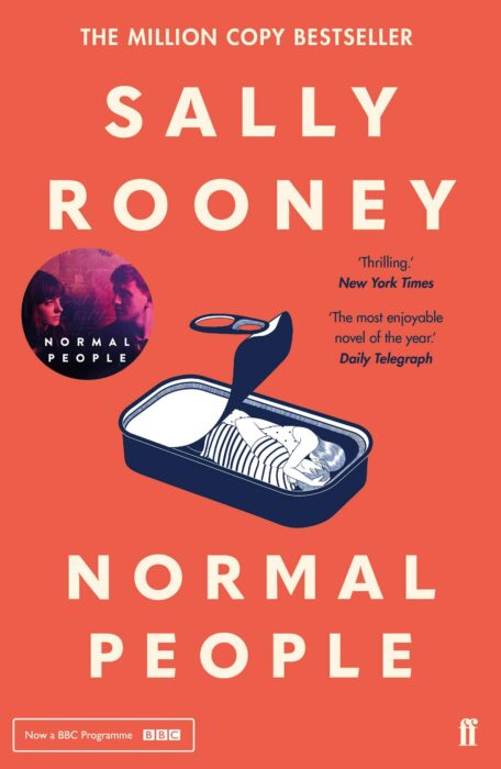 Normal People Fiction Book