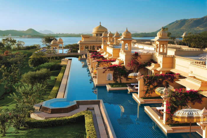 Oberoi Hotels Golden Triangle India