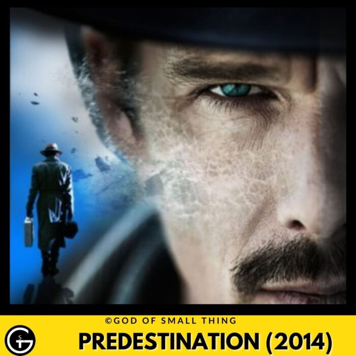 Predestination (2014) Science fiction movies