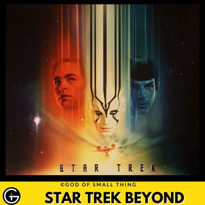 Science fiction movies Star Trek Beyond