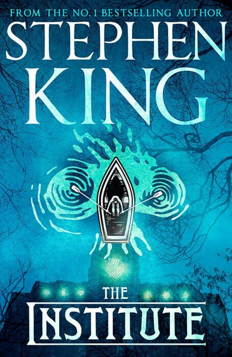 The Institute Fiction Book by Stephen King