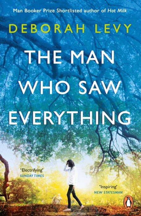 The Man who Saw Everything Fiction Book
