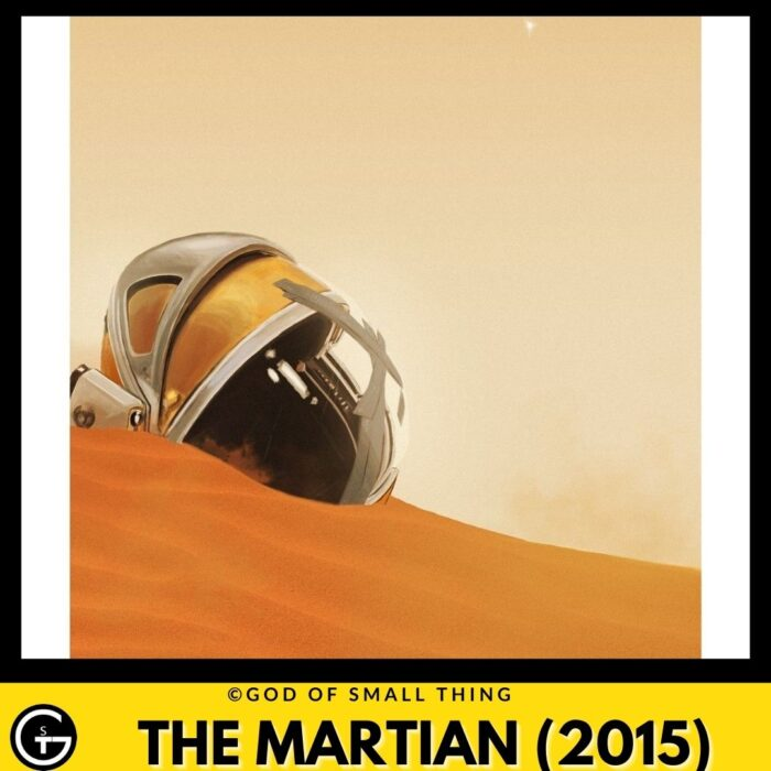 The Martian Science fiction movies