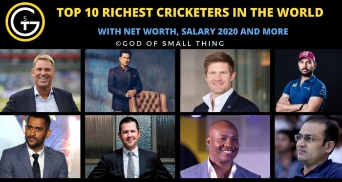 Top 10 Richest Cricketers in the World