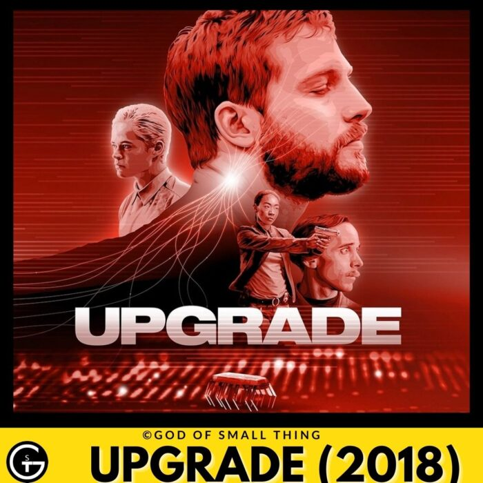 Science fiction movies Upgrade (2018)