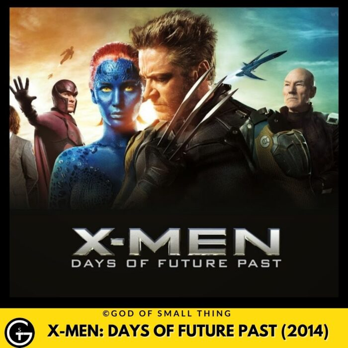 X-Men Days of Future Past Science fiction movies