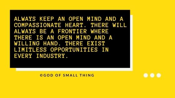 Open Mind Quotes