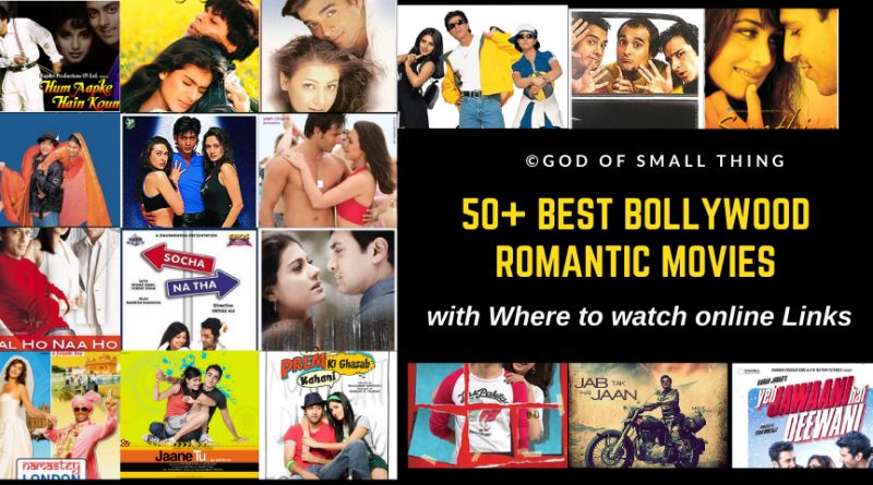 Best Romantic Bollywood Movies