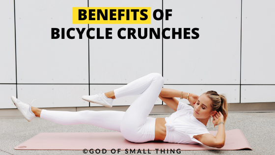 Bicycle crunches benefits