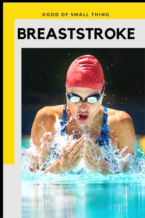 Breaststroke Swimming style