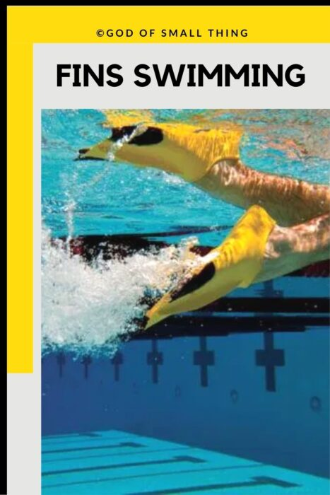 Fins Swimming style