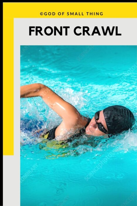 Front Crawl Swimming