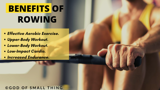 Rowing benefits