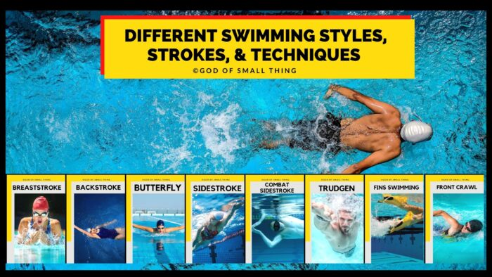 Swimming Styles and Strokes