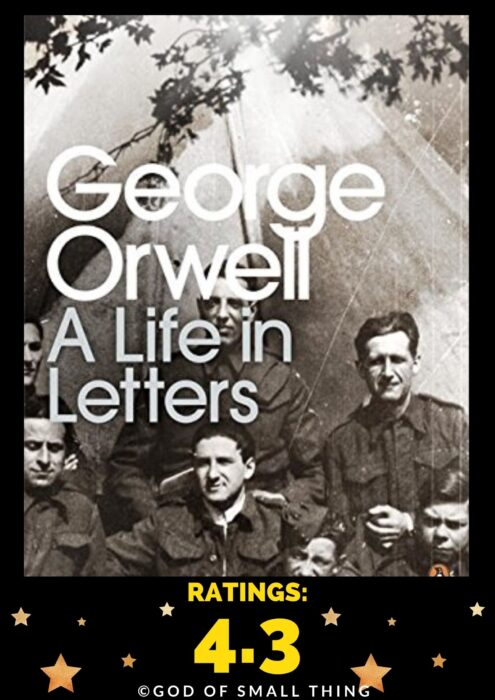 A Life in Letters book by George Orwell (1)
