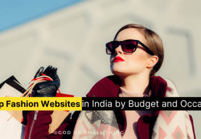 Fashion websites in India