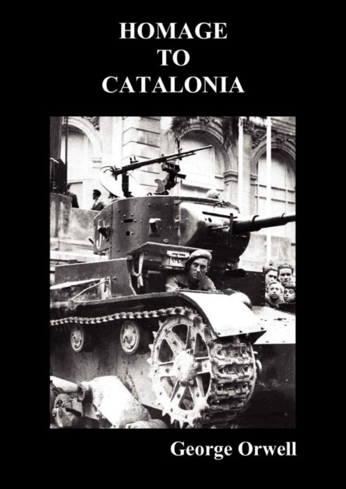 George Orwell Best books Homage to Catalonia