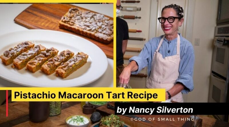 Macaroon Tart Recipe Nancy Silverton