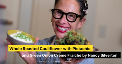 Nancy Silverton Recipes