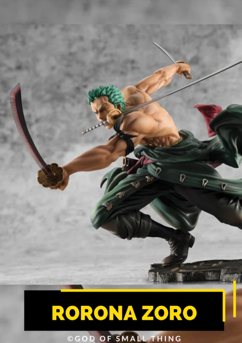 Rorona Zoro cartoon character