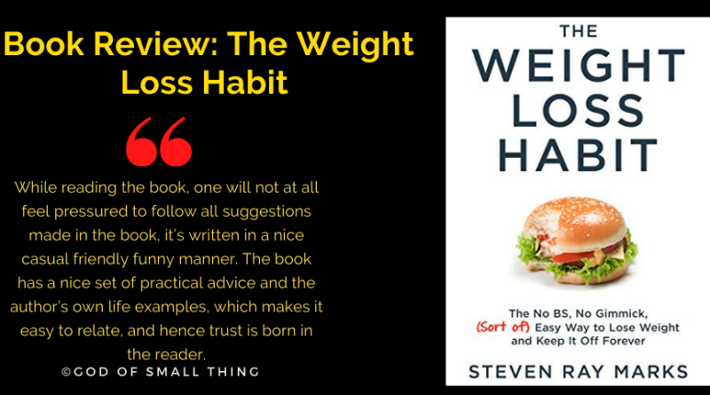 The Weight Loss Habit Book Review