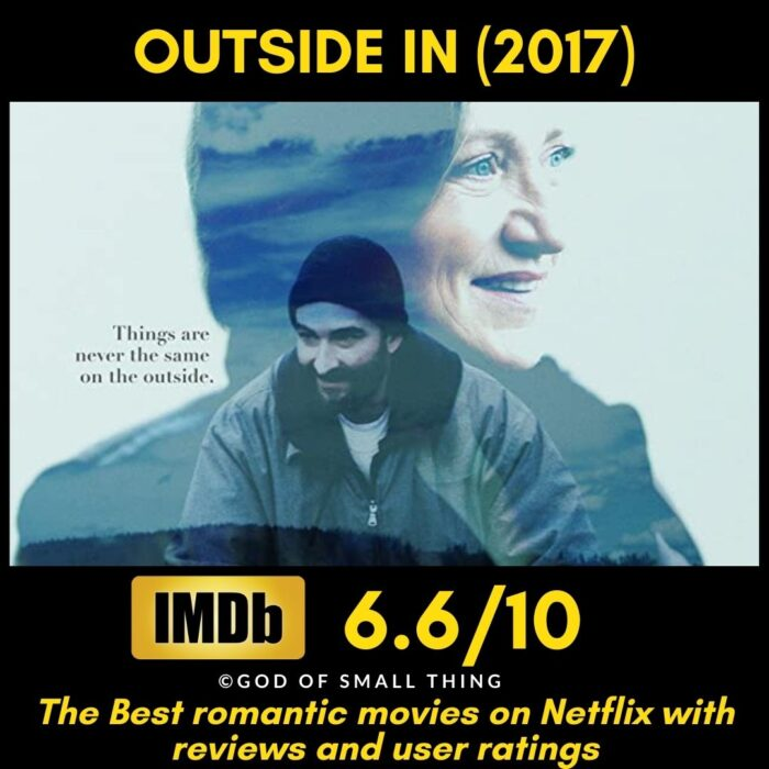Best rated romantic movies on netflix Outside In