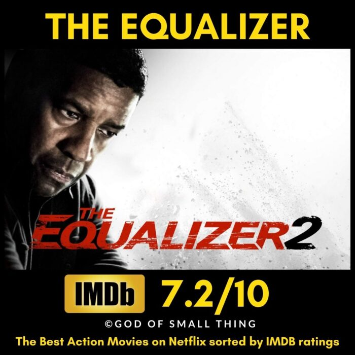 Netflix action movies The Equalizer