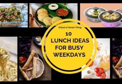 Lunch Ideas Indian