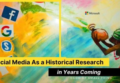 Use of social Media for Research