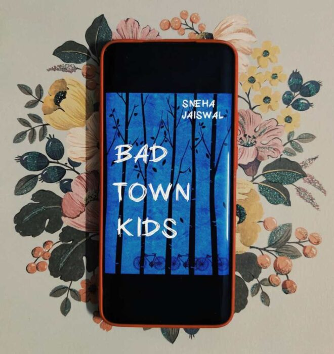 Bad town kids book review