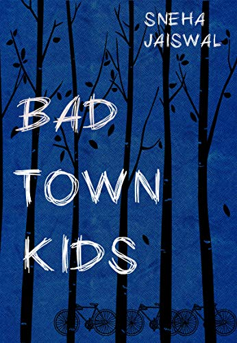 Bad town kids book