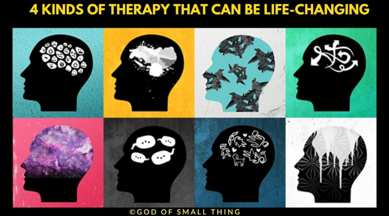 4 Kinds of Therapy