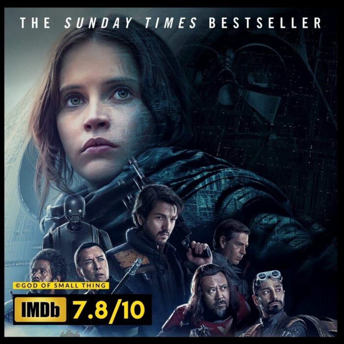 Rogue One A Star Wars Story best space movies