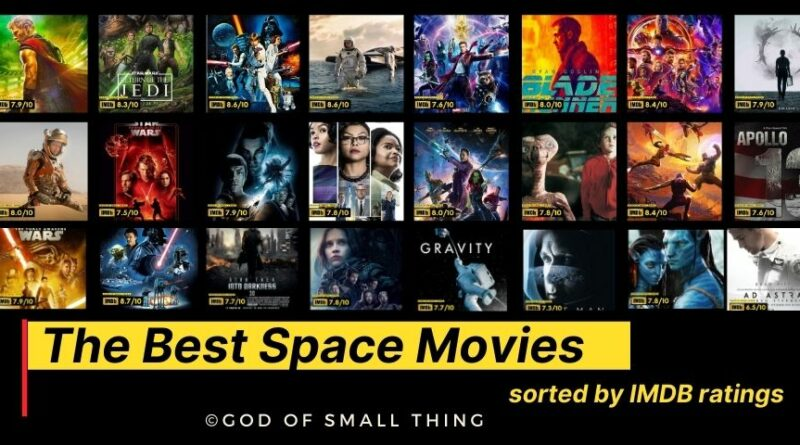The Best Space Movies